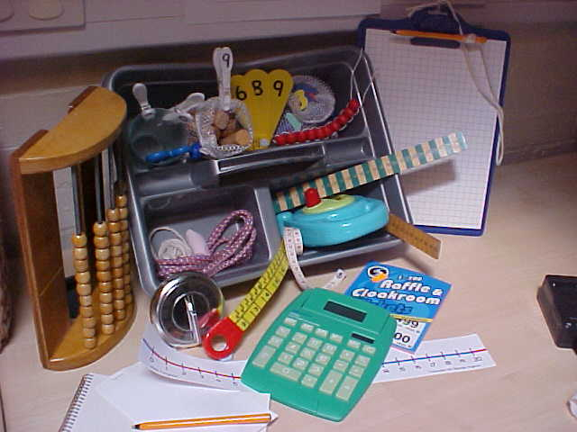 Tools for maths that can be used everywhere